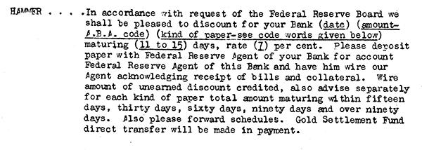 Staff Picks: Decoding the Fed's Telegrams | Inside FRASER