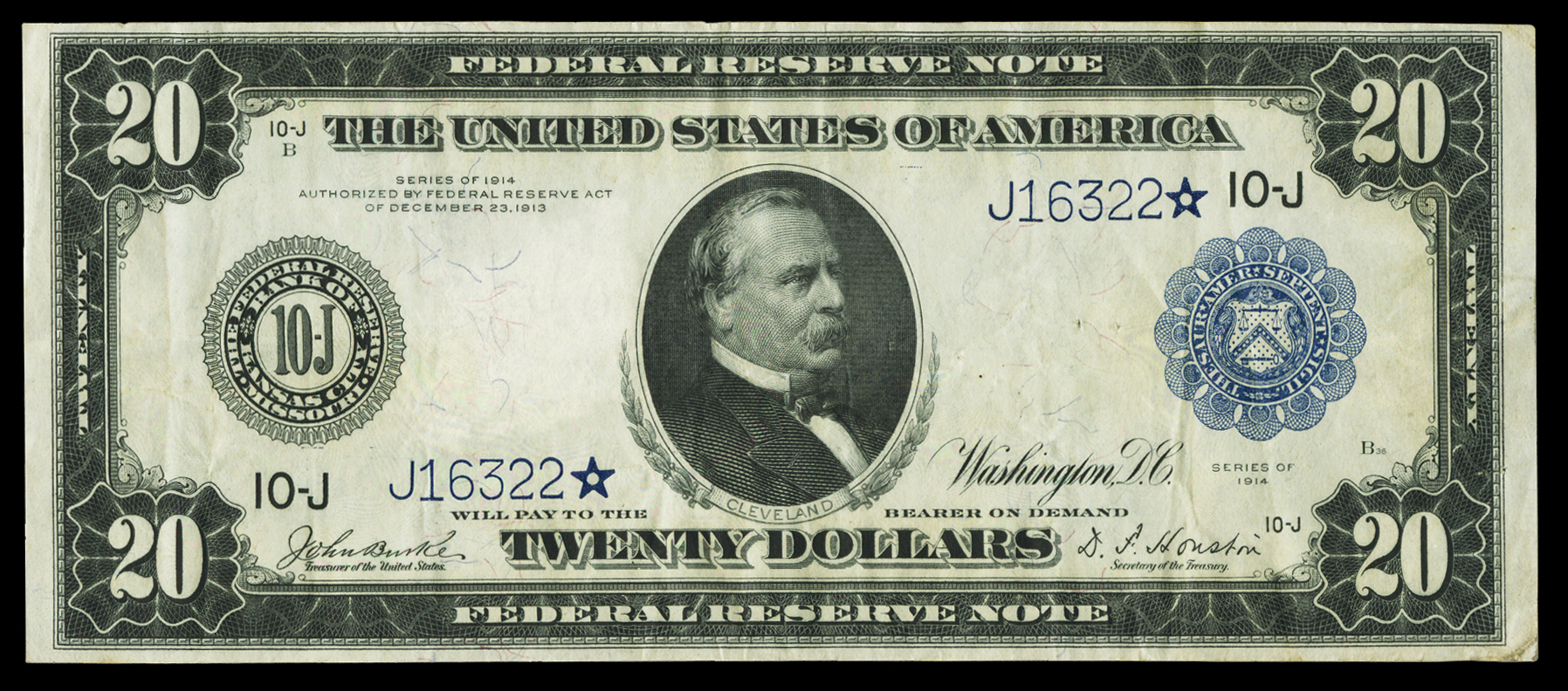 Dismal Facts: Federal Reserve Notes | Inside FRASER